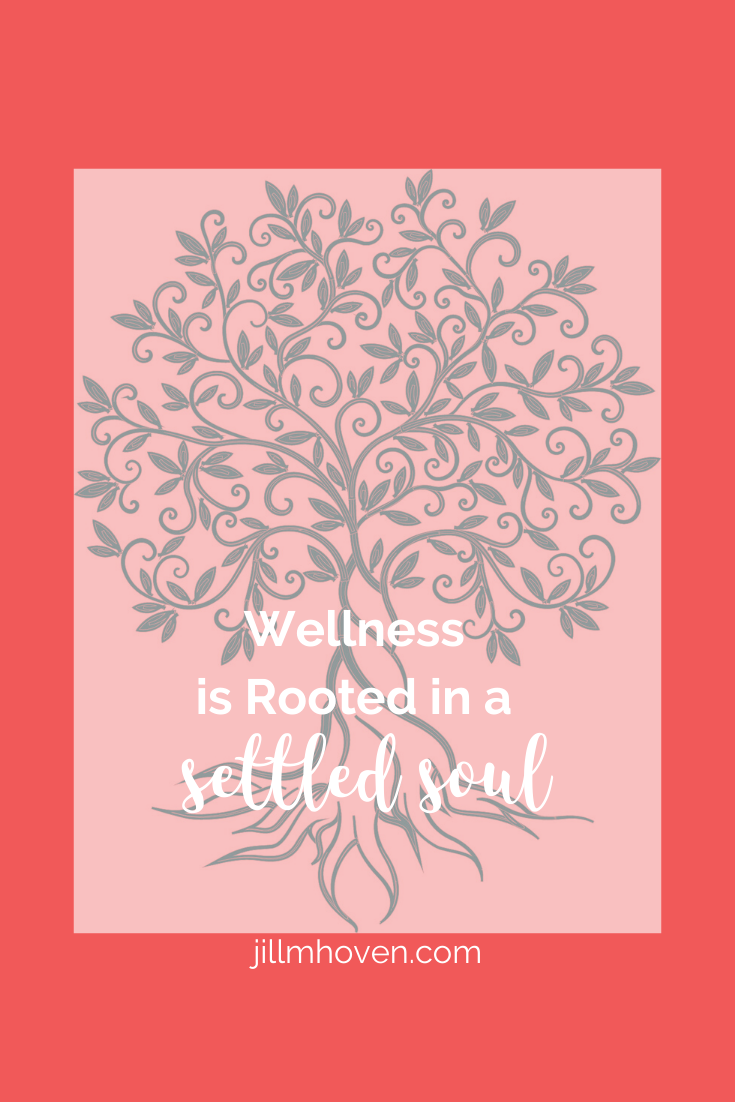 a wellness pivotal change