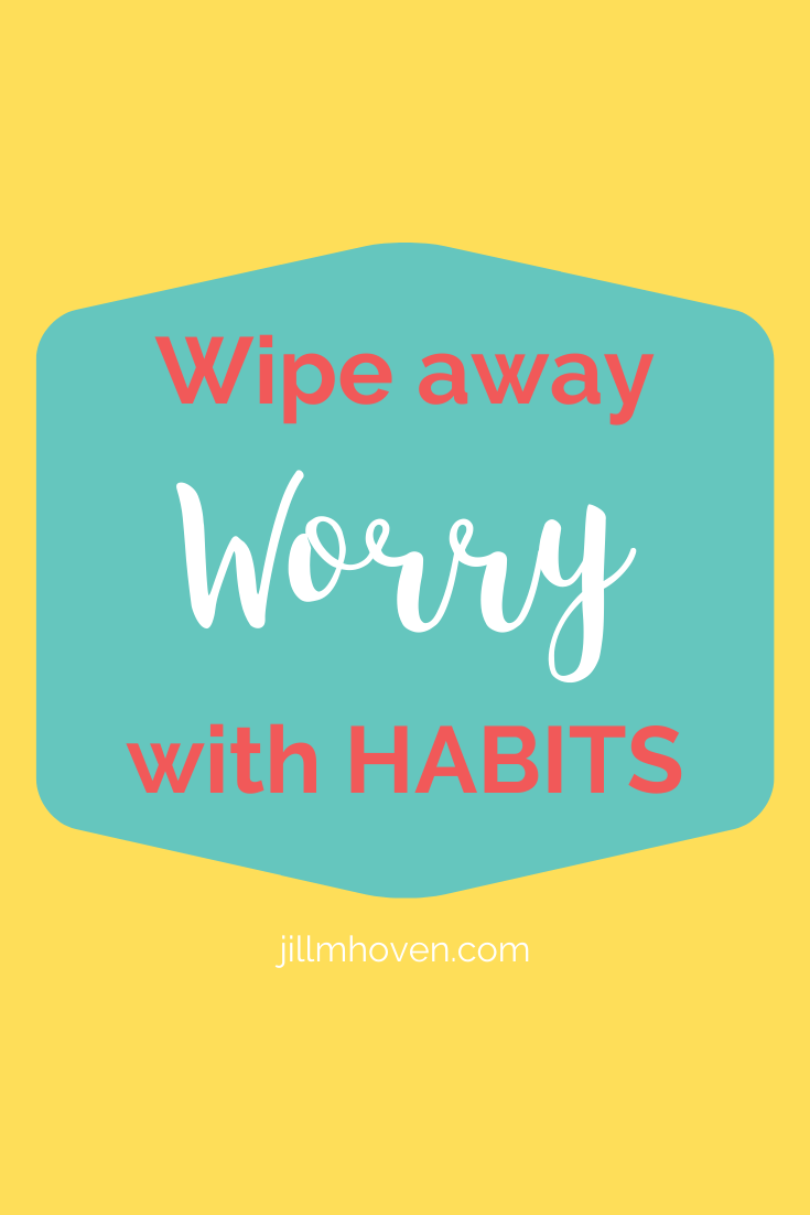 the antidote for worry